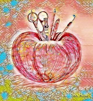 Caramel Schoolicious  by Yamy Morrell