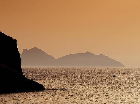 Caramel Sunset by Aurica Voss