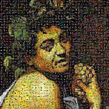 Caravaggio - Bacchino malato by Gilberto Viciedo