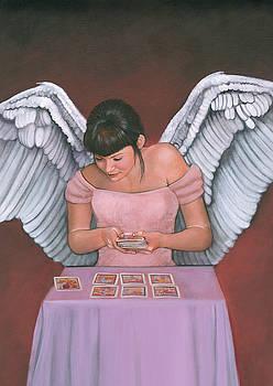 Card Reader by Carol Heyer