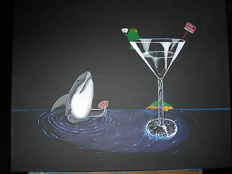Card Shark by Tonya Hoffe