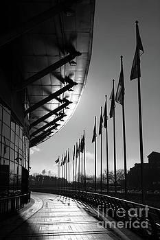James Brunker - Cardiff Millennium Walk and Stadium