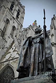Jost Houk - Cardinal Mercier Praise