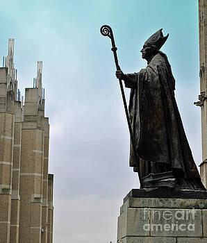 Jost Houk - Cardinal Mercier Vision