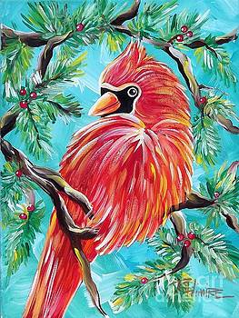 Cardinal by Renee Hilimire