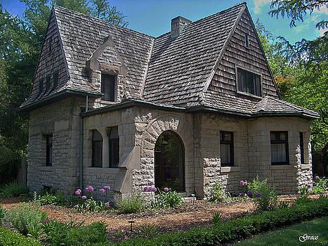 Caretakers Cottage by Julie Grace