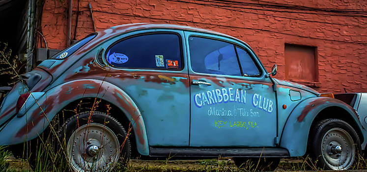 Patti Colston - Caribbean Club Bug VW Volkslwagon