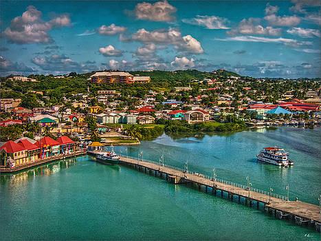 Caribbean Color Palette by Hanny Heim