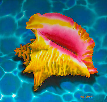 Caribbean Conch by Daniel Jean-Baptiste