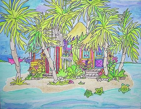 Caribbean Dreaming by Coni Brown