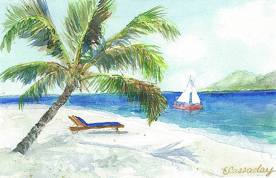 Caribbean Dreams by Evelyn Cassaday