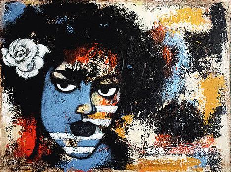 Caribbean Girl by Ernie Benton
