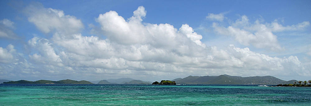Caribbean Panoramic  by Brian Puyear