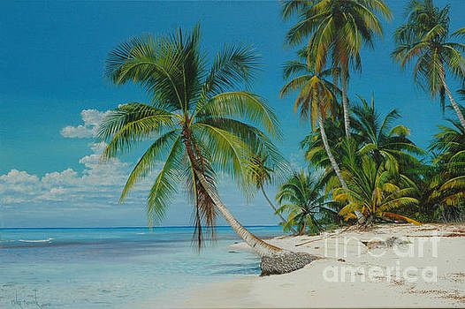 Caribbean Paradise by Michael Nowak