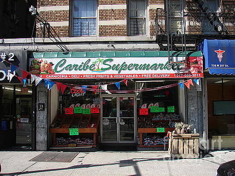 Caribe Supermarket by Cole Thompson