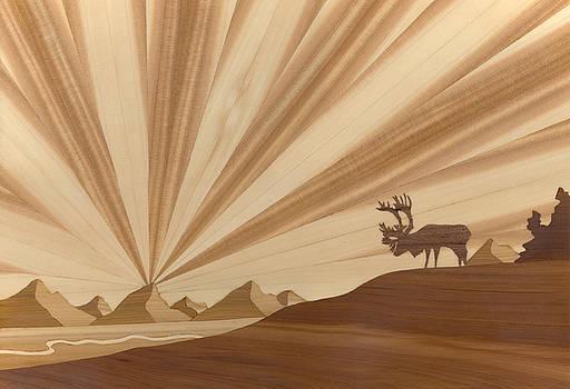 Cariboo by Glen Stanley