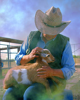 Caring for Goats by Barbara D Richards