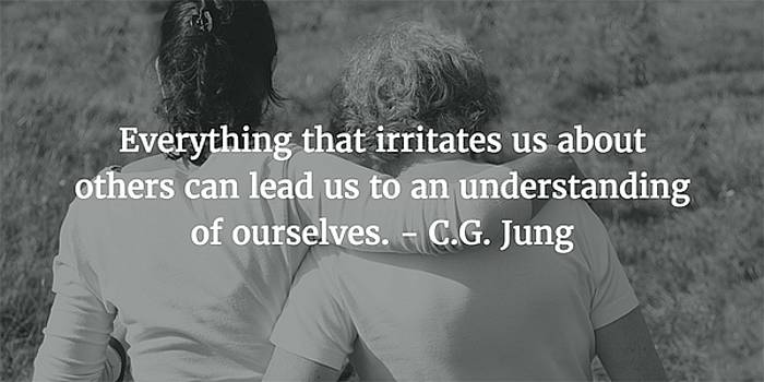 Carl Jung Quote by Matt Create