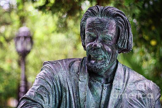 Carlos Edmundo de Ory Monument Cadiz Spain by Pablo Avanzini