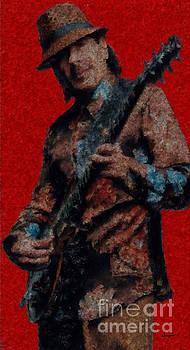 Carlos Santana by Sergio B