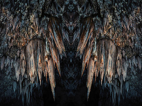 Carlsbad Caverns Mirror by Kyle Hanson