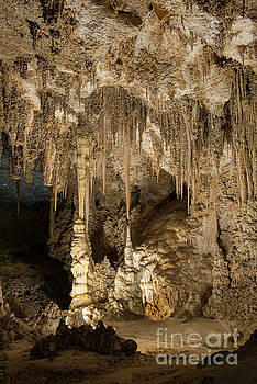 Bob Phillips - Carlsbad Caverns Stalactites and Stalagmites