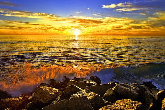 Daniel  Knighton - Carlsbad Sunset