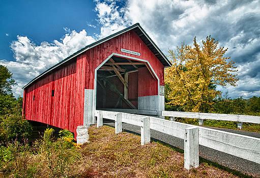 Fred LeBlanc - Carlton Bridge