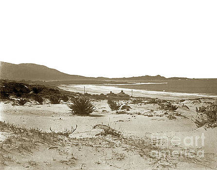 California Views Mr Pat Hathaway Archives - Carmel Beach, Carmel Point and Point Lobos Circa 1925