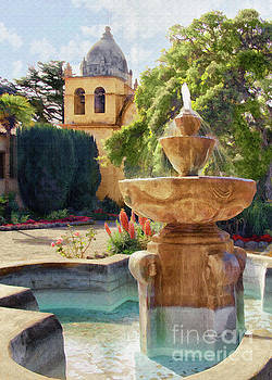 Sharon Foster Artwork Collection Courtyards