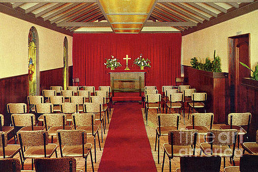 California Views Mr Pat Hathaway Archives - Carmel Wedding Chapel at Carmel Highlands Inn circa 1960
