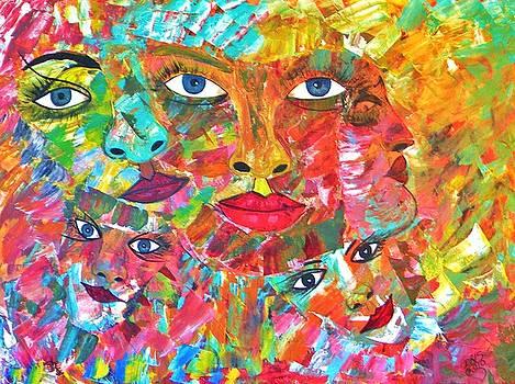 Carnaval by Iris  Mora