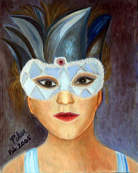 Carnaval by Pilar  Martinez-Byrne
