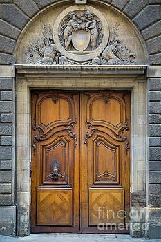 Brian Jannsen - Carnavalet Doors