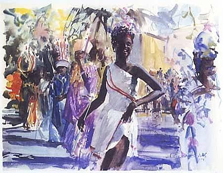 Carnival by Charles Hawes