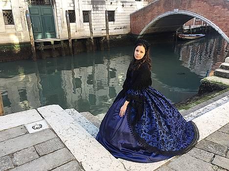 Carnival in Venice II by Stefanie Weisman