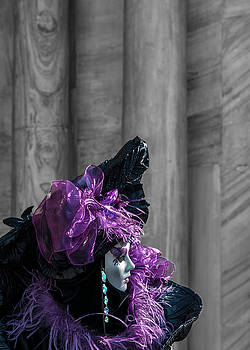 Carnival mask 5 by Livio Ferrari