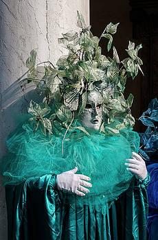 Carnival mask 6 by Livio Ferrari