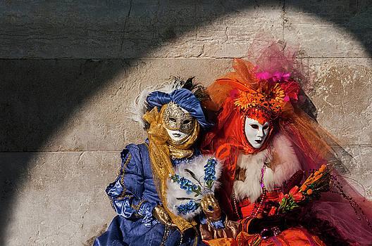 Carnival mask 7 by Livio Ferrari