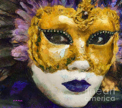 Carnival of Venice by Elizabeth Coats