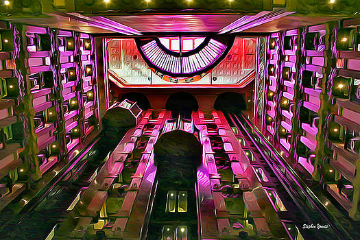 Carnival Pride Atrium by Stephen Younts