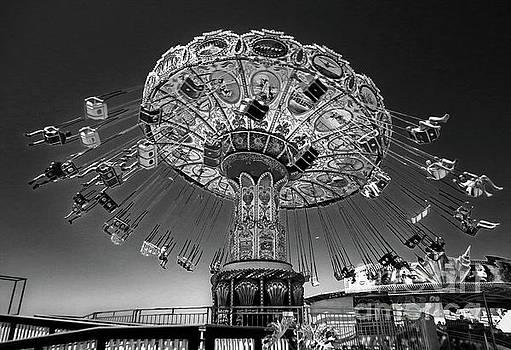 Gregory Dyer - Santa Cruz Sea Swings Carnival Ride
