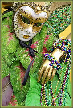 Carnival Time - New Orleans by Dora Sofia Caputo Photographic Art and Design