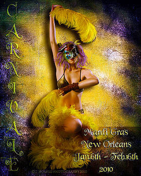Carnivale Mardi Gras 2010 by Jerome Holmes