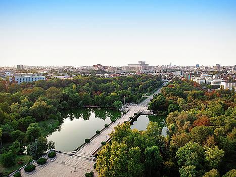 Carol Park, Bucharest by Chris Thodd