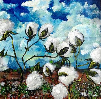 Carolina Cotton by Witzel Art