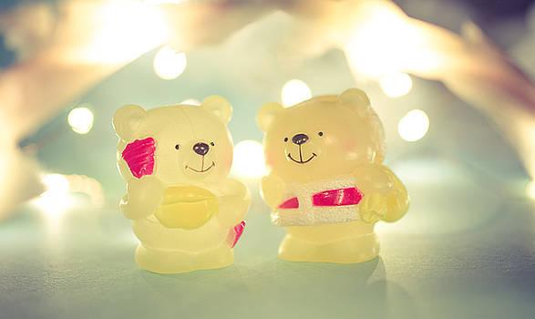 Caroling Bears by Kelly Anderson