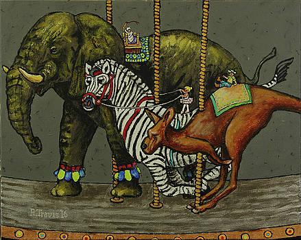 Carousel Kids 6 by Rich Travis