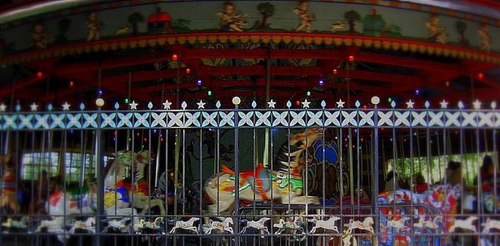 Carousel by Maria Scarfone