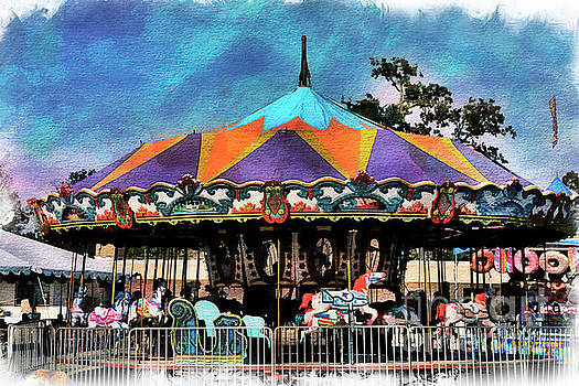 Carousel by Norma Warden